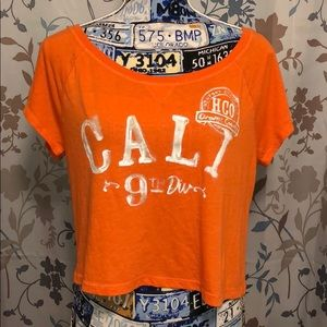 Hollister Crop Top MEDIUM